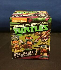 TMNT Stackable Mystery Figure Series 1 Blind Box - NEW