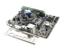 ASROCK H61M-DG3/USB3 SOCKET 1155 MATX MOTHERBOARD + DUAL CORE CPU + 4GB RAM