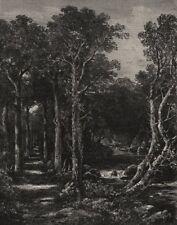 """ESPOSIZIONE internazionale di Parigi: opere d'arte - """"attraverso il legno"""", stampa, 1867"""