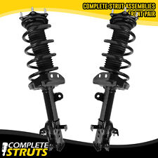 2007-2014 Honda CR-V Front Quick Complete Shocks / Struts & Coil Springs Pair