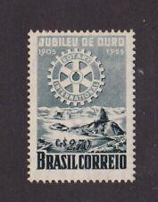 Brazil stamp #817, MNH, VVF - XF, 1955