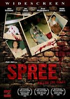 Spree (DVD, 2010) New