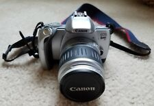 Canon EOS Rebel Ti 35mm Film Camera with 28-90mm Lens UV Excellent Condition