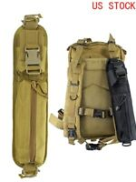 2pcs/set Tactical Backpack Accessory MOLLE Pouch Shoulder Strap Bag Tools Pouch