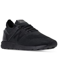 Men Athletic Sneakers New Balance Casual Shoes 247 Deconstructed Black MRL247DQ