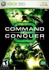 Command & Conquer 3 Tiberium Wars  XBOX 360