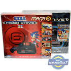 Mega Drive 2 PROTECTOR for Sega II Games Console Box 0.5mm PLASTIC DISPLAY CASE