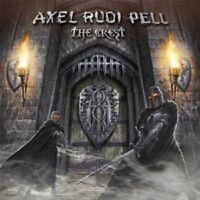 "AXEL RUDI PELL ""THE CREST"" CD 10 TRACKS NEW"