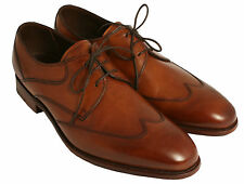 Barker Lace-up Round Toe Formal Shoes for Men