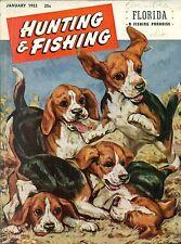 Hunting and Fishing--Jan. 1953-----391