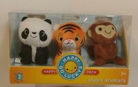Hallmark Happy Go Luckys happy pack Series 2 Asian Animals 12 of 24 NIB