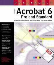 Real World Adobe Acrobat 6: Pro and Standard by Dennis, Anita Paperback Book The