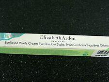 Elizabeth Arden Sunkissed Pearls Cream Eye Shadow Stylo #03 Blue Pearl New