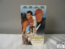 Dominion (VHS, 1995) Brad Johnson Brion James Woody Brown Tim Thomerson