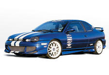 WingsWest Dodge Neon 4 Door Racing Series 4Pc Complete Kit, 1995-1999