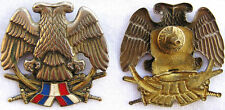 SERBIA & MONTENEGRO ARMY SOLDIERS BERET BADGE FROM 1994