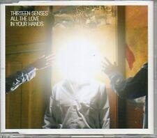 (537Z) Thirteen Senses, All The Love In Your... - DJ CD