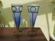 Dekorglas-Vasen mit Art Déco-Stil