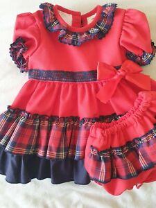 Spanish baby girl dress
