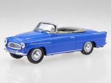 Skoda Felicia 1963 hell blau Modellauto 143ABS-703LL Abrex 1:43