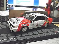 NISSAN DATSUN 240 RS 240RS Gr.B Safari 1984 Mehta Rallye Sonderpr IXO Alt 1:43