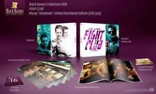 Fight Club Blu-ray SteelBook Black Barons Collection #16 Filmarena