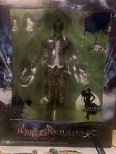 Play Arts Kai Batman Arkham Asylum Joker No. 2 Black White Variant Action Figure