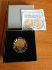 Finland 2 Euro Commemorative PROOF Coin 2009 EMU 10 Years - NEW in original Box