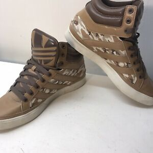 adidas Brown Leather Casual Shoes for Men for sale   eBay