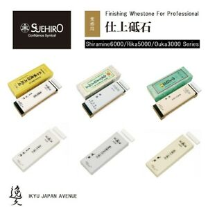 Suehiro Long Seller Shiramine-Rika-Ouka For Professional Finishing Whetstone F/S