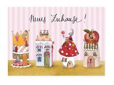 Postkarte, Karte NEUES ZUHAUSE | Umzug, neue Wohnung