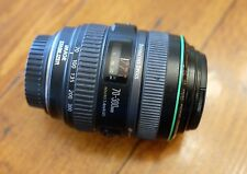 Canon 70-300mm f4.5-5.6 DO IS USM Diffractive Optics Zoom Lens - Used