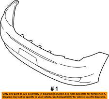 FORD OEM 09-12 Flex-Bumper Cover 8A8Z17D957APTM