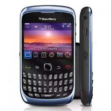 Brand New Boxed BlackBerry Curve 9300 Unlocked Smartphone - Blue - Warranty