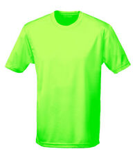 AWDis Kids Just Cool Wicking T-Shirt UPF 30+ UV protection Lots of Colours