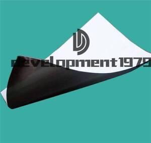 Black Silicone Rubber Sheet Self Adhesive High Temp Plate Mat 12''X12'' 1MM