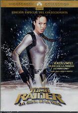 Lara Croft Tomb Raider : La cuna de la vida (Edición Coleccionista DVD Nuevo)