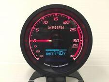 60mm Depo Racing MESSEN 7 Function 7 Color peak Boost gauge