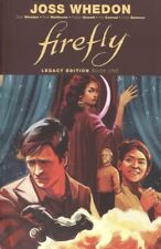 Firefly Legacy Edition Tpb Vol 1 Joss Whedon New/Unread