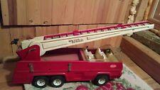 VINTAGE1960 1970  TONKA FIRETRUCK  ENGINE LADDER METAL TRUCK CLASSIC USA TOY