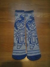 Overwatch Mei Socks (1 Pair,), New no tags One Size Fits Most