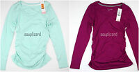 New NWT Maternity Top Long Sleeve Shirt Tee Liz Lange Size Sz XS S M L XXL