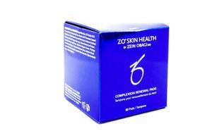 ZO Skin Health Complexion Renewal *60 Pads NIB / AUTH / Exp 2023