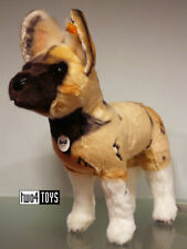 STEIFF ABOKI AFRICAN WILD DOG - 38 cm / 15.2in. - EAN 066122 RETIRED