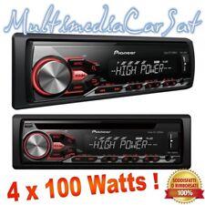 Autoradio Pioneer MVH-280FD 1 Din mp3 USB Aux-in 100 Watt x 4
