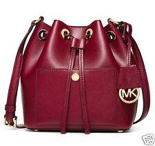 Michael Kors Tasche/Bag Greenwich SM Bucket Bag Cherry/Ballet NEU!