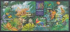 Australien - Michel-Nr. Block 17 gestempelt/o (Zoo / Gefährdete Tiere)