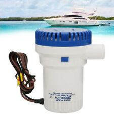 12V Electric Marine Submersible Centrifugal Bilge Sump Water Pump for Boat Yacht