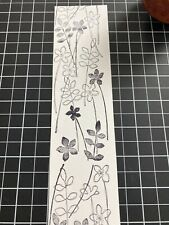 Stampin' Up! Stampin' Around Stems And Silhouettes