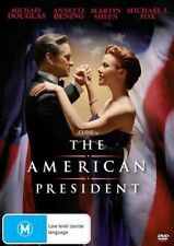 The American President DVD NEW (Region 4 Australia) Michael Douglas Anne Bening